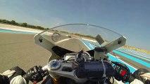 moto-club circuit du castellet roulage 14/07/2015