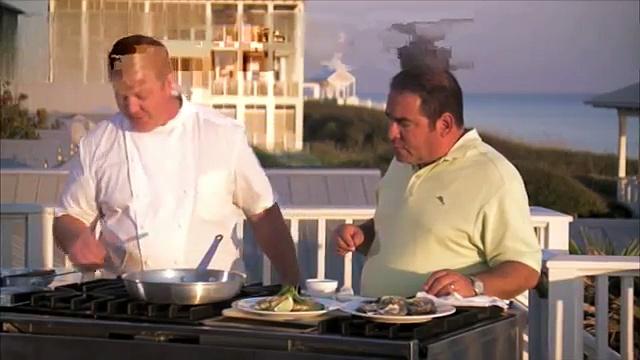 Emeril's Florida – BBQ Shrimp
