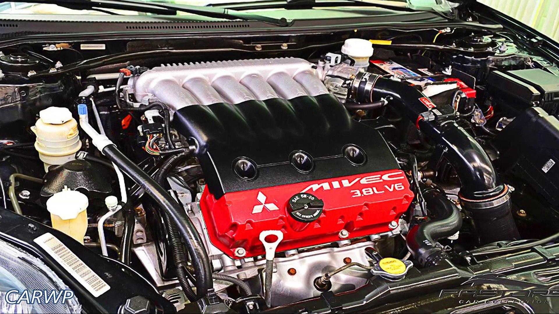 PASTORE R$ 79.900 Mitsubishi Eclipse GT V6 2008 aro 17 AT5 FWD 3.8 24v 267 cv 36 mkgf 216 kmh 0-100