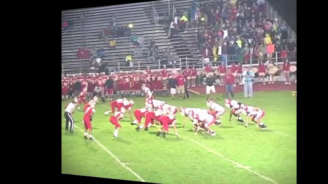2012 Munster High School Football Highlights