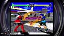 Sega Saturn 'Saturn Sizzle' VHS Cassette March 1997 (with Virtua Fighter 3 Teaser)