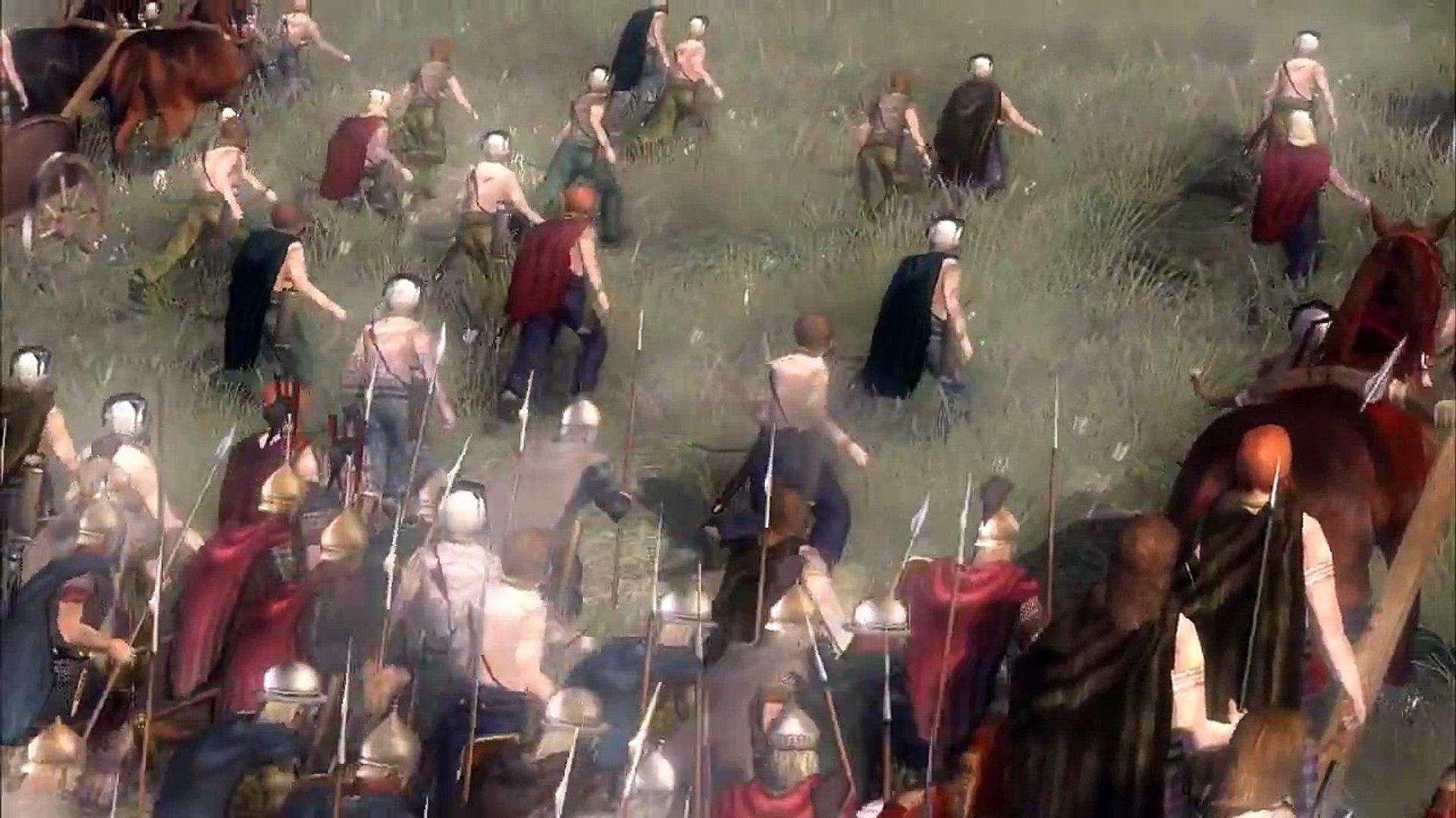 Medieval 2 Total War HEGEMON: Ancient Wars Trailer