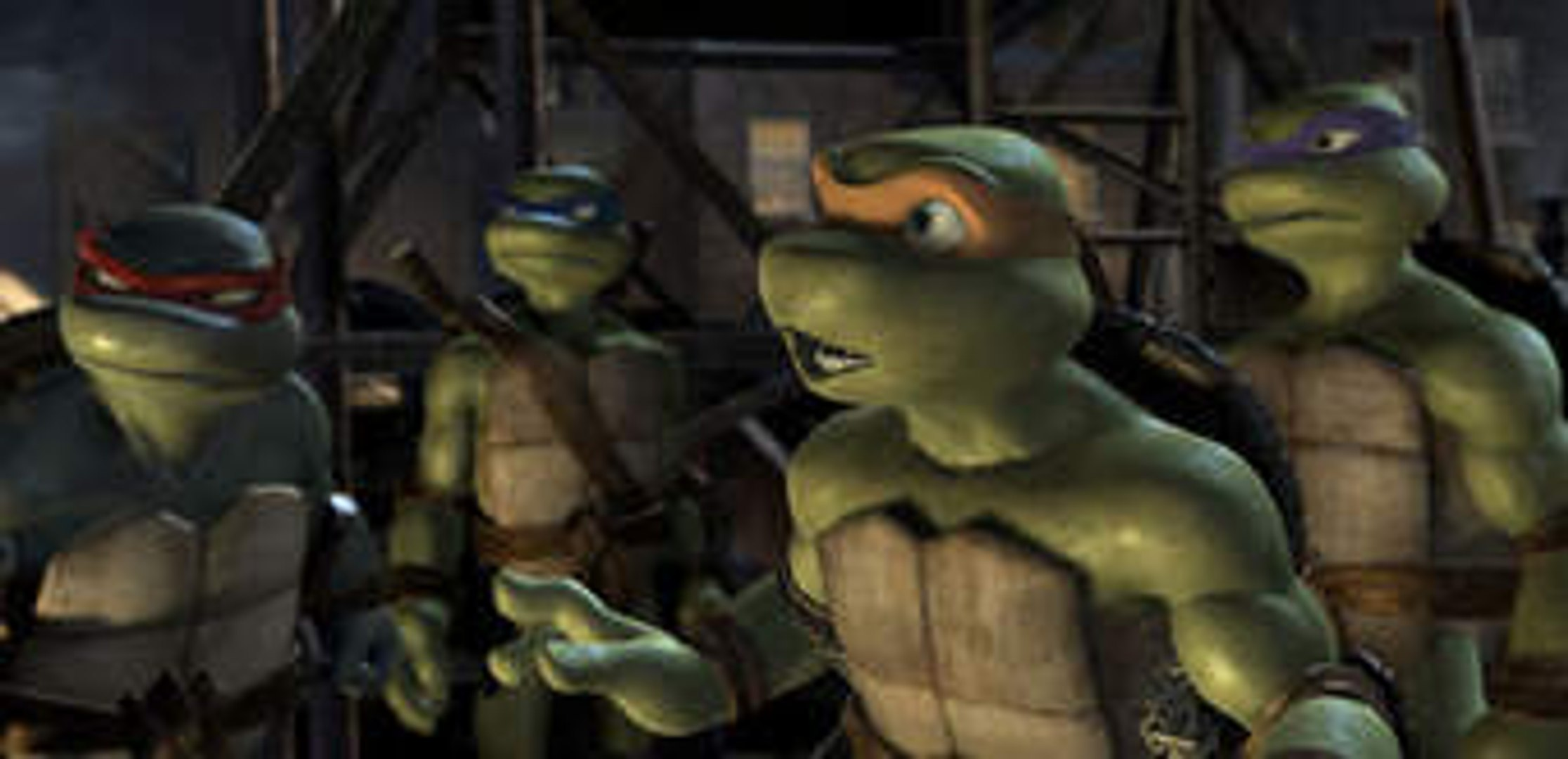 tmnt 2007 movie game