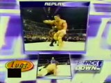 John Cena vs. Rikishi + B2 debuts and attacks rikishi (WWE Smackdown 11/21/02)