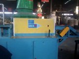 Rigging forging by C92K series 31.5kj cnc fully hydraulic die forging hammer in Jining