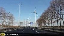 Motorway A15 / N15 Maasvlakte - Rotterdam