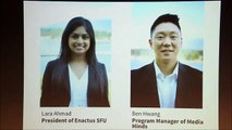 Finalist: Media Minds at SFU Surrey Central City Student Community Engagement Competition 2014