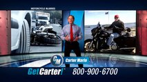 Get Connecticut Lawyer Carter Mario For Motorcycle Accidents & Wrecks Call The Best Attorneys 1-888-277-2079
