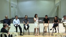 Let's Talk! 2013: Panel Discussion (Part 1) - Goh Yew Lin