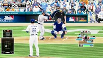 MLB THE SHOW 13 (PS3) - Clayton Kershaw throws a perfect game