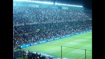 Hinchada Sabalera + Gol Gigliotti / COLÓN 3-1 Argentinos / Inicial 2012