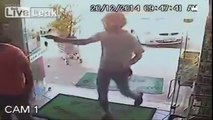 LiveLeak - Old Man don't give a fck for gun pointed in his head-copypasteads.com