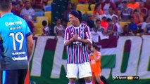 Ronaldinho Vs Gremio Debut Home HD (1/8/2015) ☆Football Channel☆