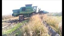 JOHN DEERE T560 4WD & Moresil MR 700