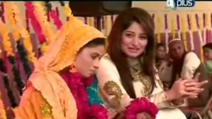Sajawal Ali With Farhana Maqsood Live Performing @ A-Plus Entertainment T.v