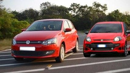 Fiat Abarth Punto EVO vs. Volkswagen Polo GT TSI