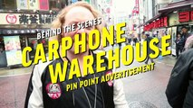 Keith Lemon Behind The Scenes – Pin Point TV Ad Tokyo