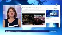 MEDIA - 20 Novembre 2014 - France 3 (Midi-Pyrénées + Tarn) #Optestet