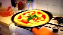 Italian Pizza Recipe   Making Good Pizza Recipe   Healthy Home Foods   Funny Fast Foods .Com  