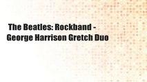 The Beatles: Rockband - George Harrison Gretch Duo
