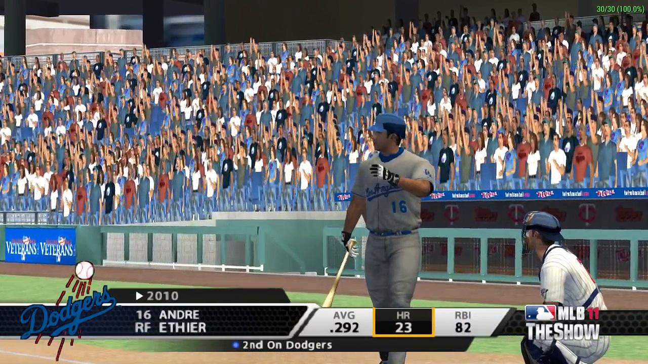 MLB 11: The Show Baseball PSP (PPSSPP) gameplay
