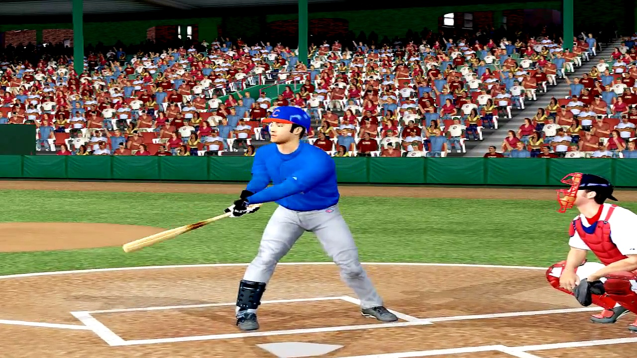MLB 11: The Show PS2 (PCSX2) baseball gameplay
