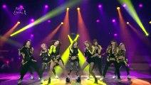 Girls' Generation 소녀시대_Dancing Queen_KBS Yoo Hee-Yeol's Sketchbook_2013.01.18
