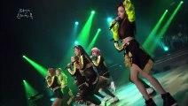 Girls' Generation 소녀시대_Encore  Genie Hoot Gee _KBS Yoo Hee-Yeol's Sketchbook_2013.01.18