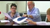 Firma del convenio entre Isadora Duncan y SECOT
