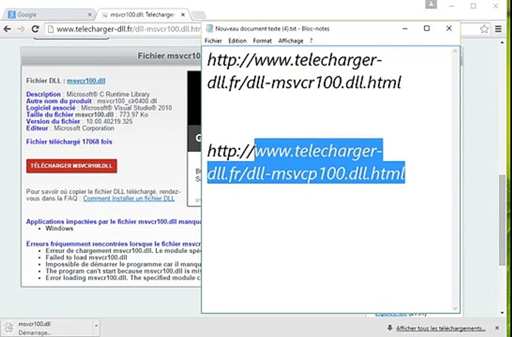 TÉLÉCHARGER IL MANQUE D3DX9 43.DLL