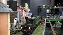 Exposition de modélisme ferroviaire au Ronchin Model Club (2/4). 8-9/10/2011
