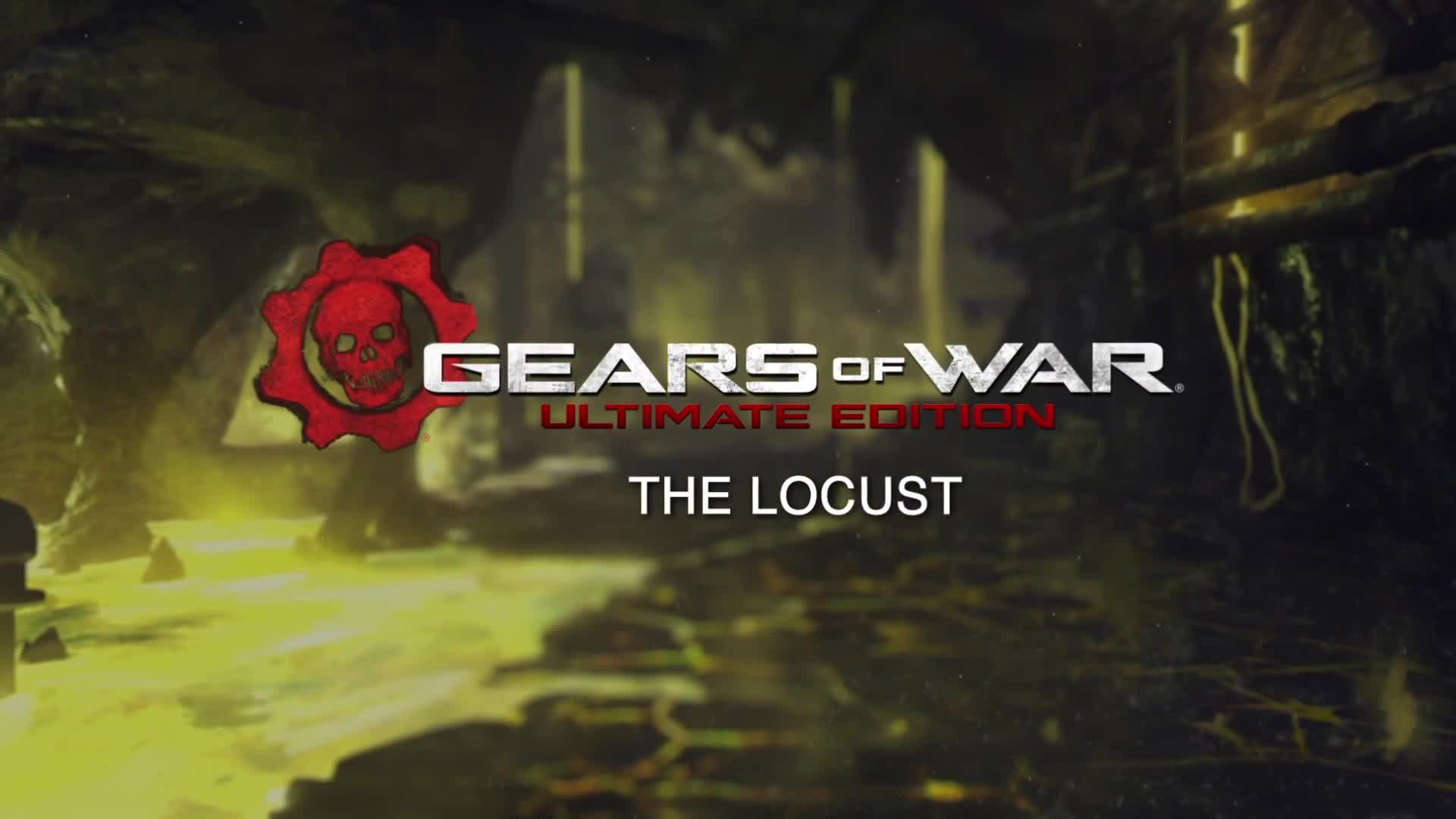 GEARS OF WAR Ultimate Edition - The Locust Trailer (Xbox One) | Official  Remastered Shooter Game HD