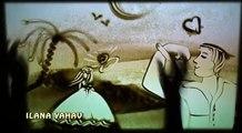 "Sand Art by Ilana Yahav - SandFantasy -  ""Wedding- before &  after..."""