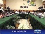 Khawaja Saad Rafique Admits That KPK Govt Recovered 90% Railway Land From Land Mafia