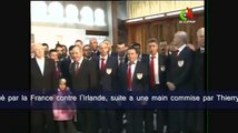 Encouragement Equipe nationale Algerienne chanson tunisienne