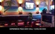 Pizza Specials In Moncton - Daily Pizza Specials - Pizza God