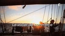 """""""Les voiliers de commerce"""" - Emission de solutions 02.03.2012 - France 2"""
