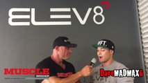 Men's Physique Olympia Champ Jeremy Buendia interview