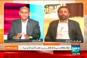 We Haven't Wrote Any Letter To Indian High Commissioner-- Farooq Sattar U-TURN