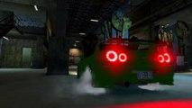 GTA 4 - AMAZING Drifting Gymkhana 1 - Nissan Skyline R34