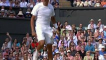 Nadal vs Kyrgios, Wimbledon 2014 (1/8 finale), highlights - 4th Round - 01/07/14