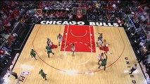 [U.P] Ray Allen 51 Points Vs Bulls 04-30-09 (Hi-Def, 1080i)