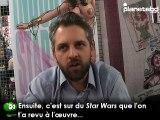Julien Hugonnard-Bert en interview sur PlaneteBD.com