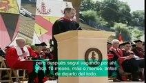 Discurso de Steve Jobs en Stanford (subtítulos en español)