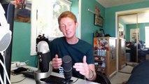 Blue Yeti Pro vs Audio Technica AT2020 Microphone Comparison
