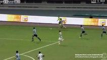 1-0 Mario Mandzukic Fantastic Goal - Juventus v. Lazio - Super Coppa Italia 08.08.20152