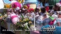 """Festa da Flor Madeira 2012 Caneca Furada """"Bonecas Flores da Madeira"""". Flower Festival"""