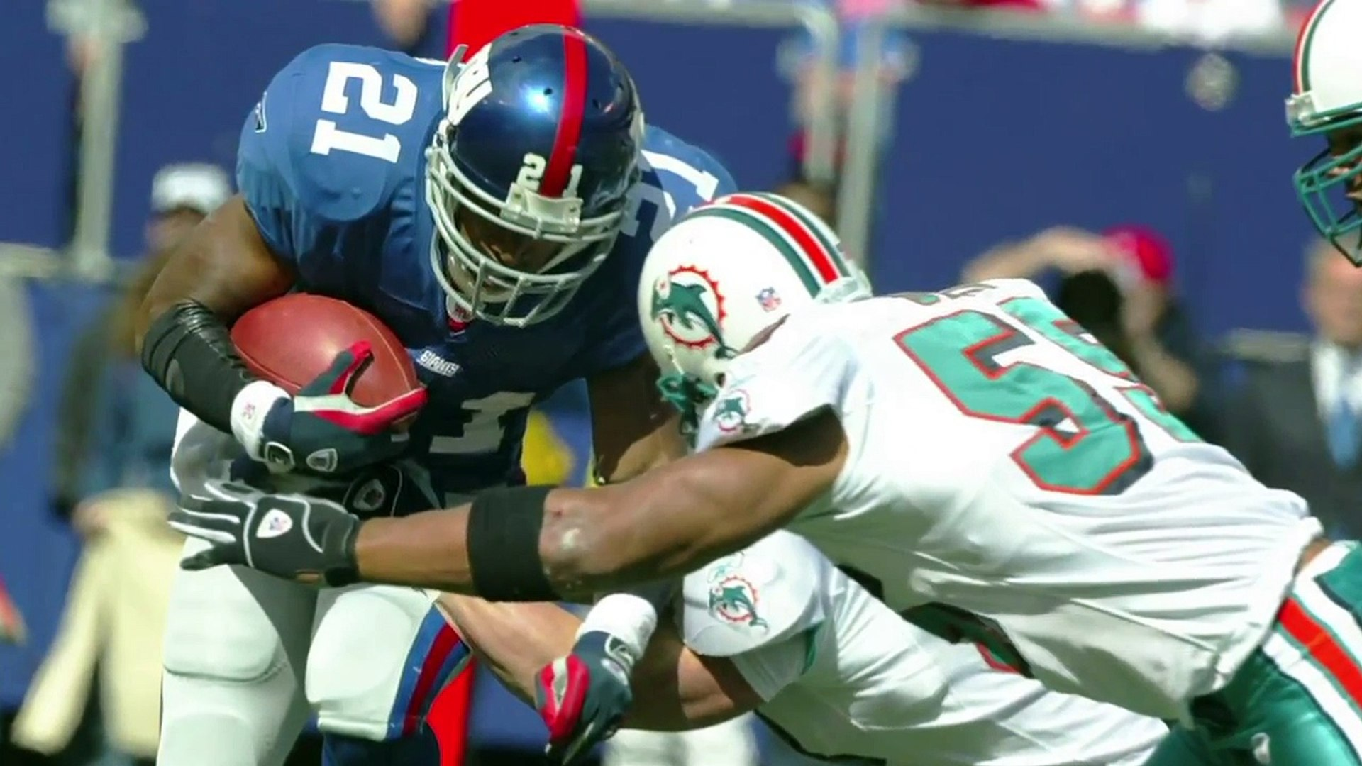 Earlier Signs of Concussion Effects in NFL Players' Brains