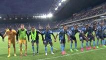 Résumé HAC - AC Ajaccio: 1 - 0 (07/08/2015)