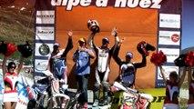 [LUC1] Resumé championnat de France Supermotard 2010 - Alpe d'huez